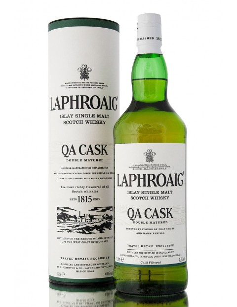 Laphroaig - QA Cask