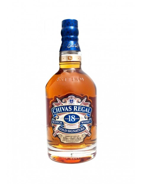 Chivas Regal - Gold Signature 18 YO