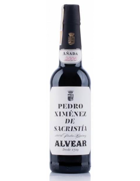 Alvear - Sherry - Pedro Ximenez de Sacristia