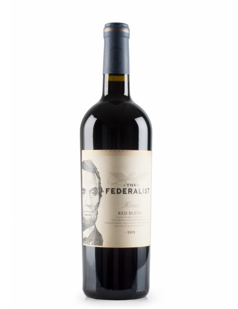Federalist - Honest Red Blend