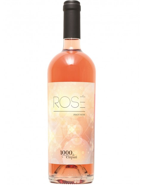 1000 chipuri Rose - Pinot Noir