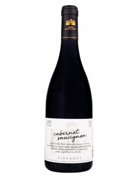 Galicea Mare - Cabernet Sauvignon Elegance