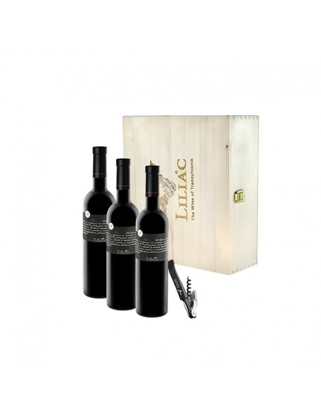 Liliac Private Selection - Merlot Package