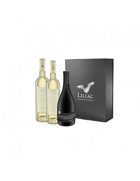 Liliac - Transylvanian Burgundy Package