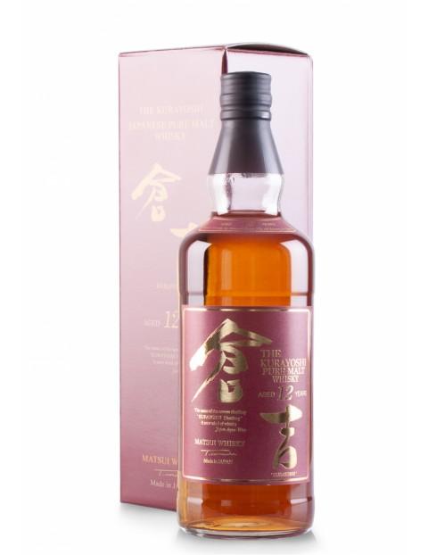 The Kurayoshi Pure Malt 12 YO
